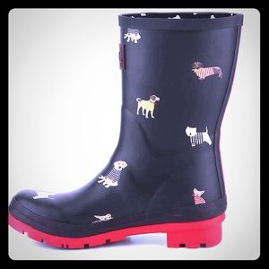 Joules Molly Welly Rain Boots 🌧 ☔️